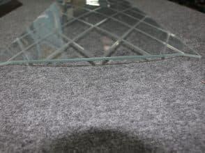 стекло с узорами