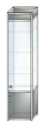 стеклянная витрина c2