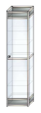 стеклянная витрина c7