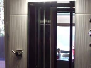 зеркало для ванной 1500х600 с полировкой