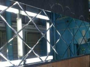 Зеркальное панно- фацет 10 мм