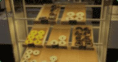 Стеклянные шкафы и витрины