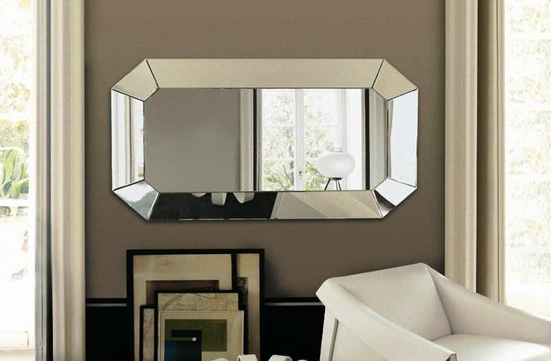Как приклеить зеркало к стене?