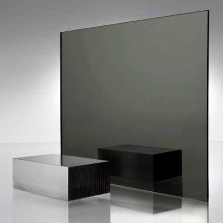 Тонированное стекло в оттенке графит