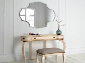 Настенное радиусное зеркало