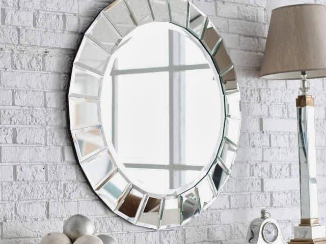 krugloe zerkalo