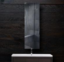 Зеркало в ванную 300×1000 мм с фацетом 5 мм и скрытым креплением