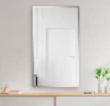 Зеркало 900×1600 мм с фацетом 15 мм в алюминиевой раме